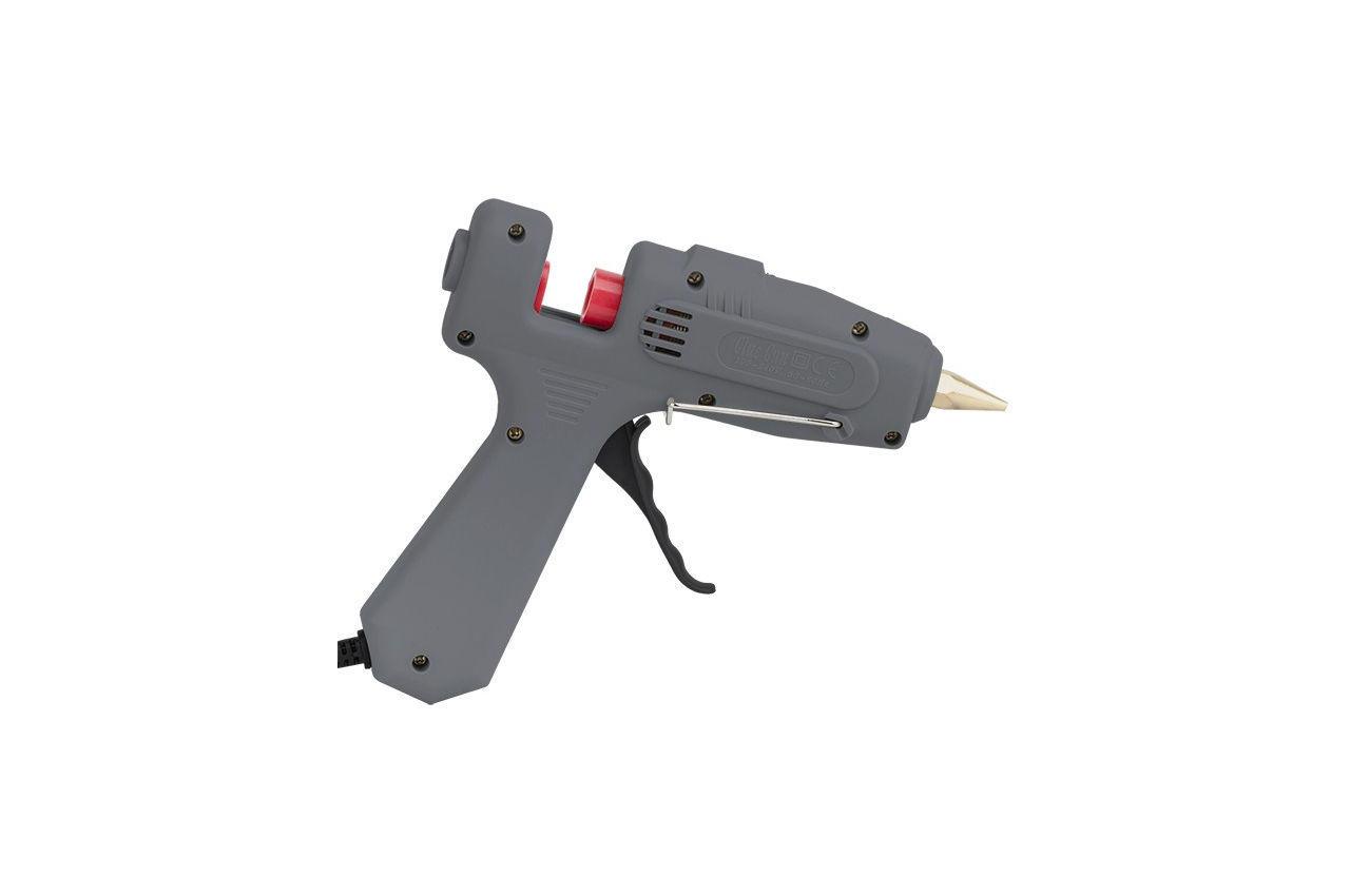 Пистолет клеевой Intertool - 11,2 мм x 80 Вт 3