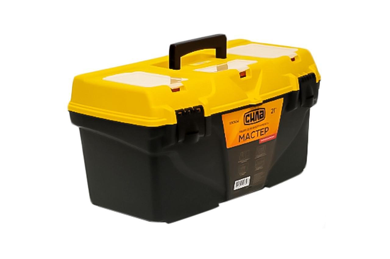 Ящик для инструмента Сила - 13 315 x 180 x 130 мм 1