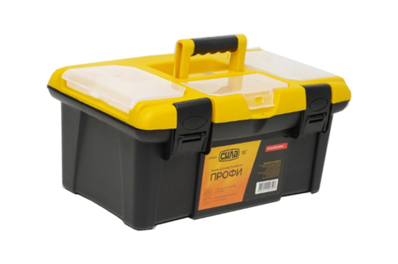 Ящик для инструмента Сила - 19 490 x 290 x 230 мм PROF 1