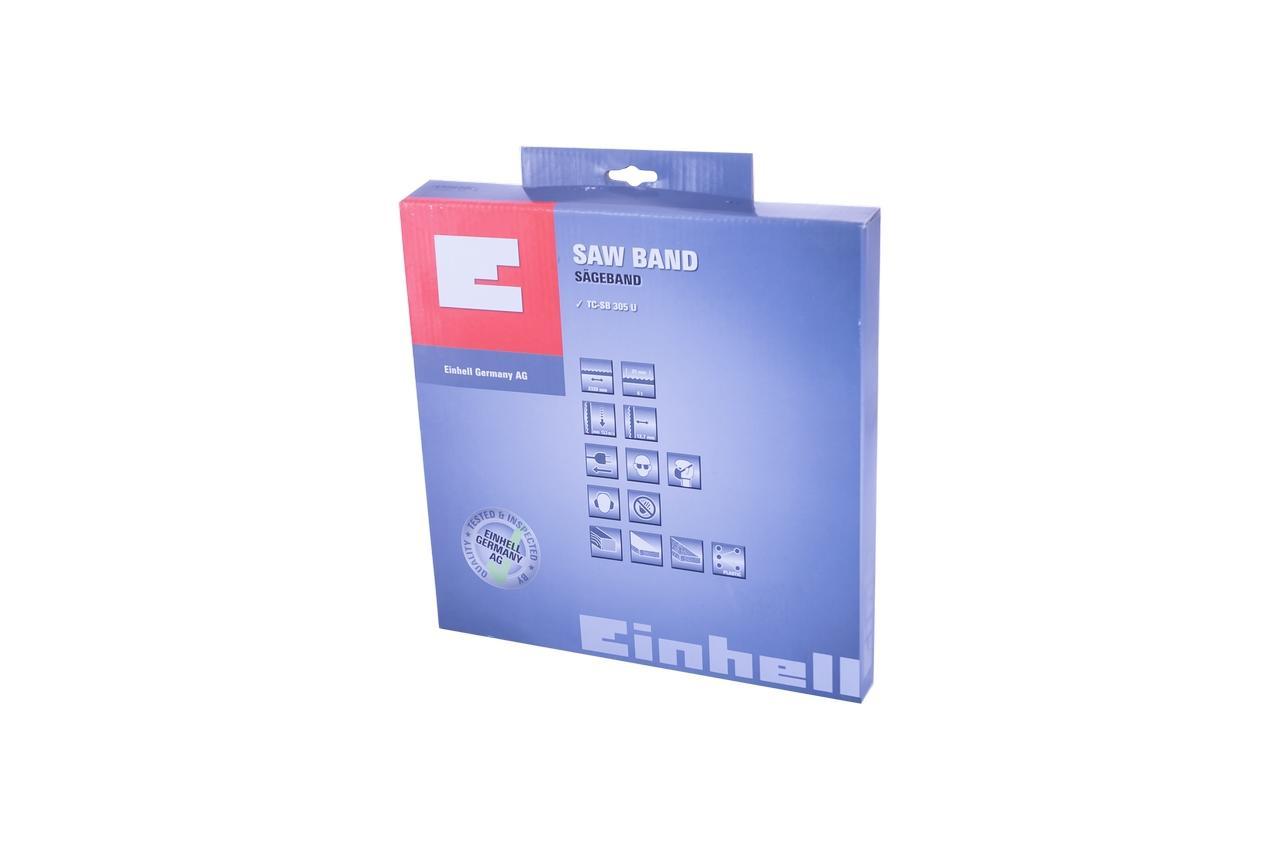 Полотно пильное для пилы ленточной Einhell - 2320 x 12,7 мм TC-SB 305 U 3