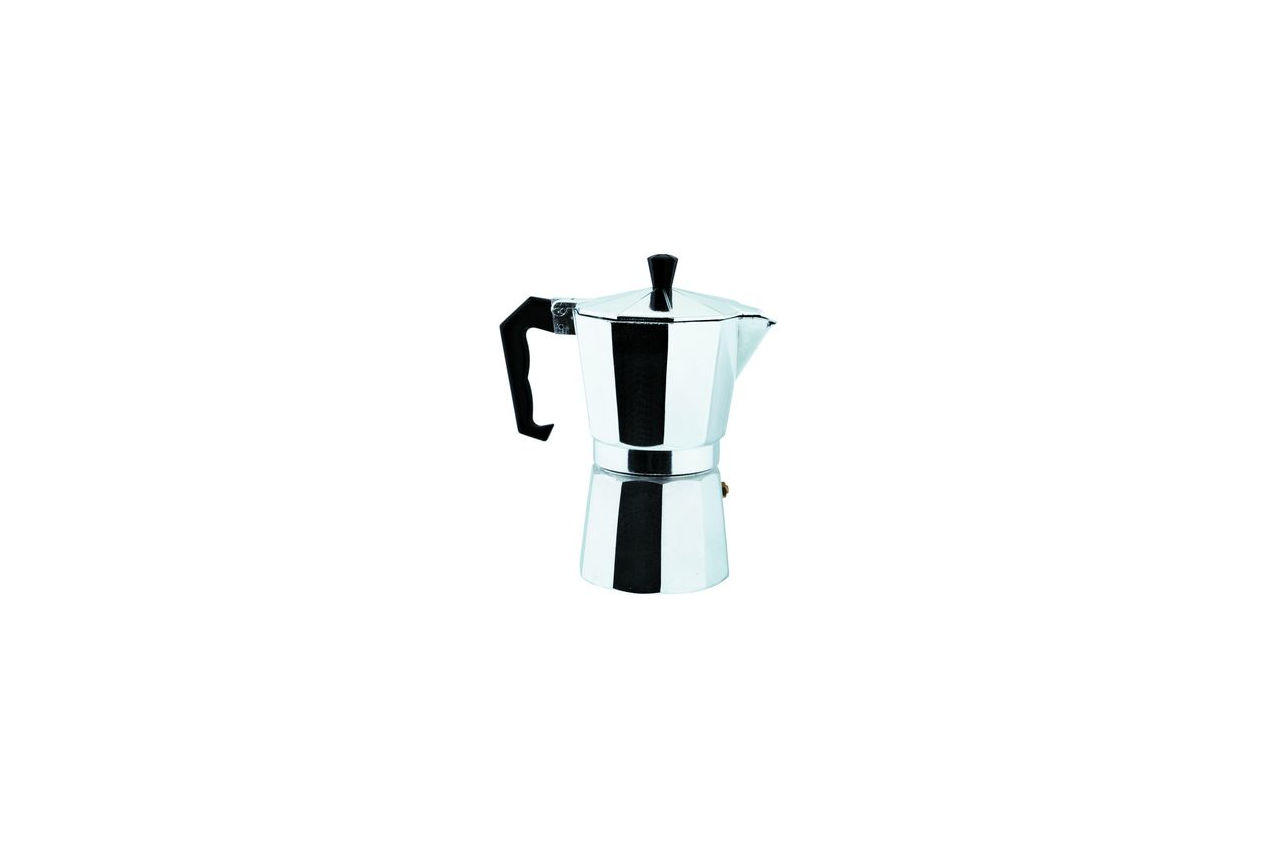 Кофеварка гейзерная алюминиевая Empire - 500 мл 1