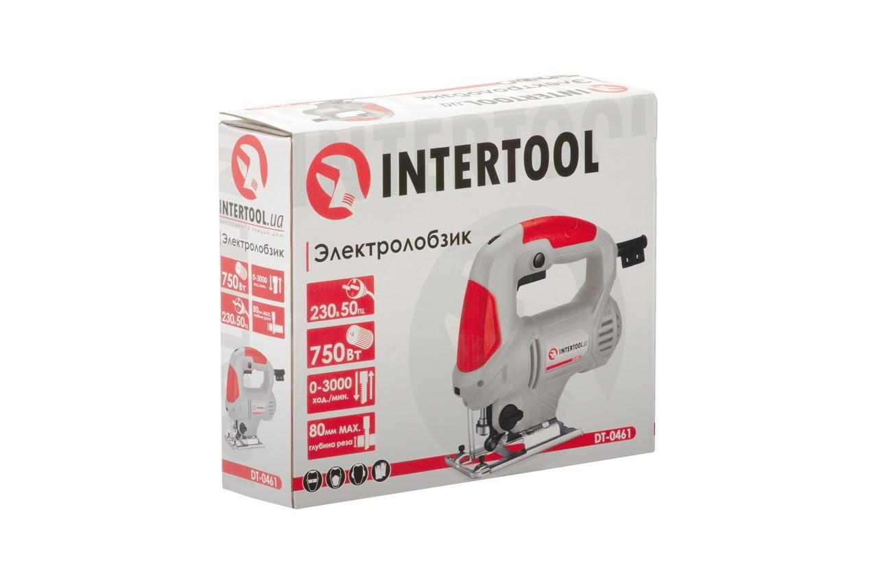 Лобзик Intertool - 750 Вт 5