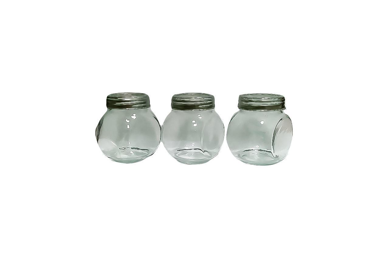 Набор банок стеклянных Empire - 200 мл (3 шт.) 1