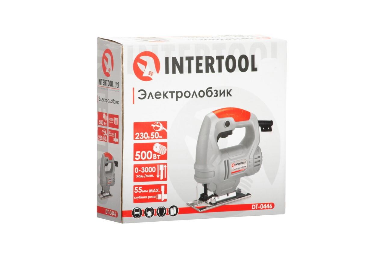 Лобзик Intertool - 500 Вт 5