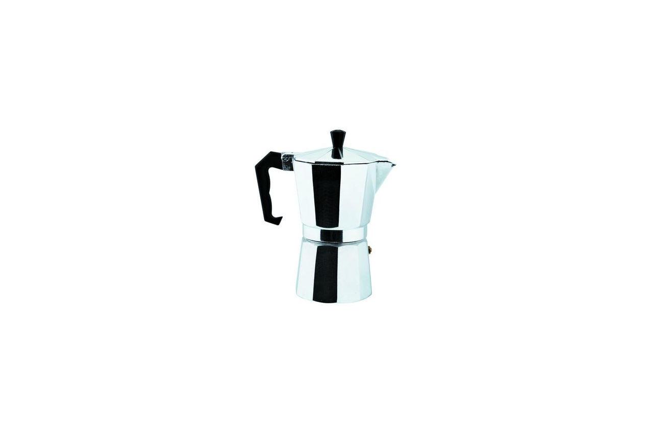 Кофеварка гейзерная алюминиевая Empire - 250 мл 1
