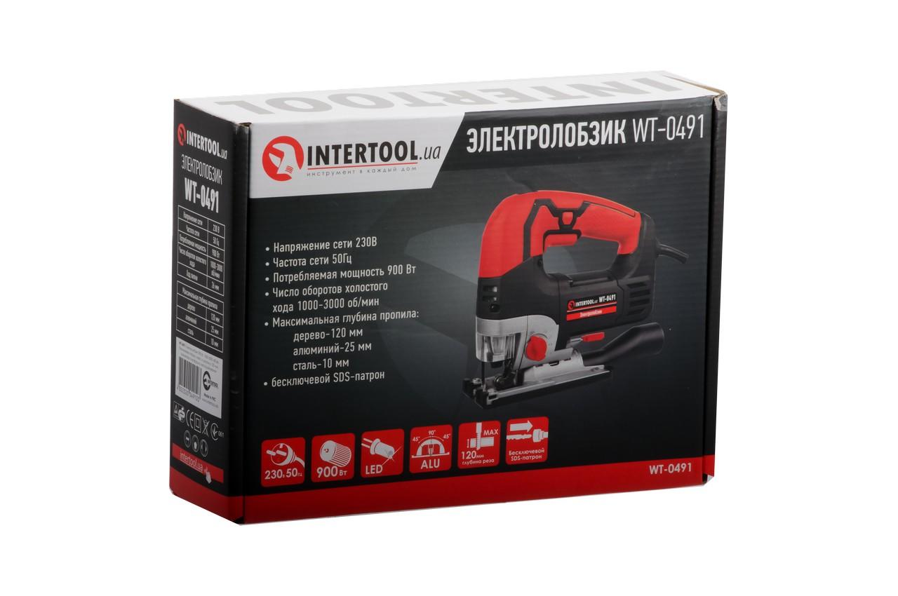 Лобзик Intertool - 900 Вт 5