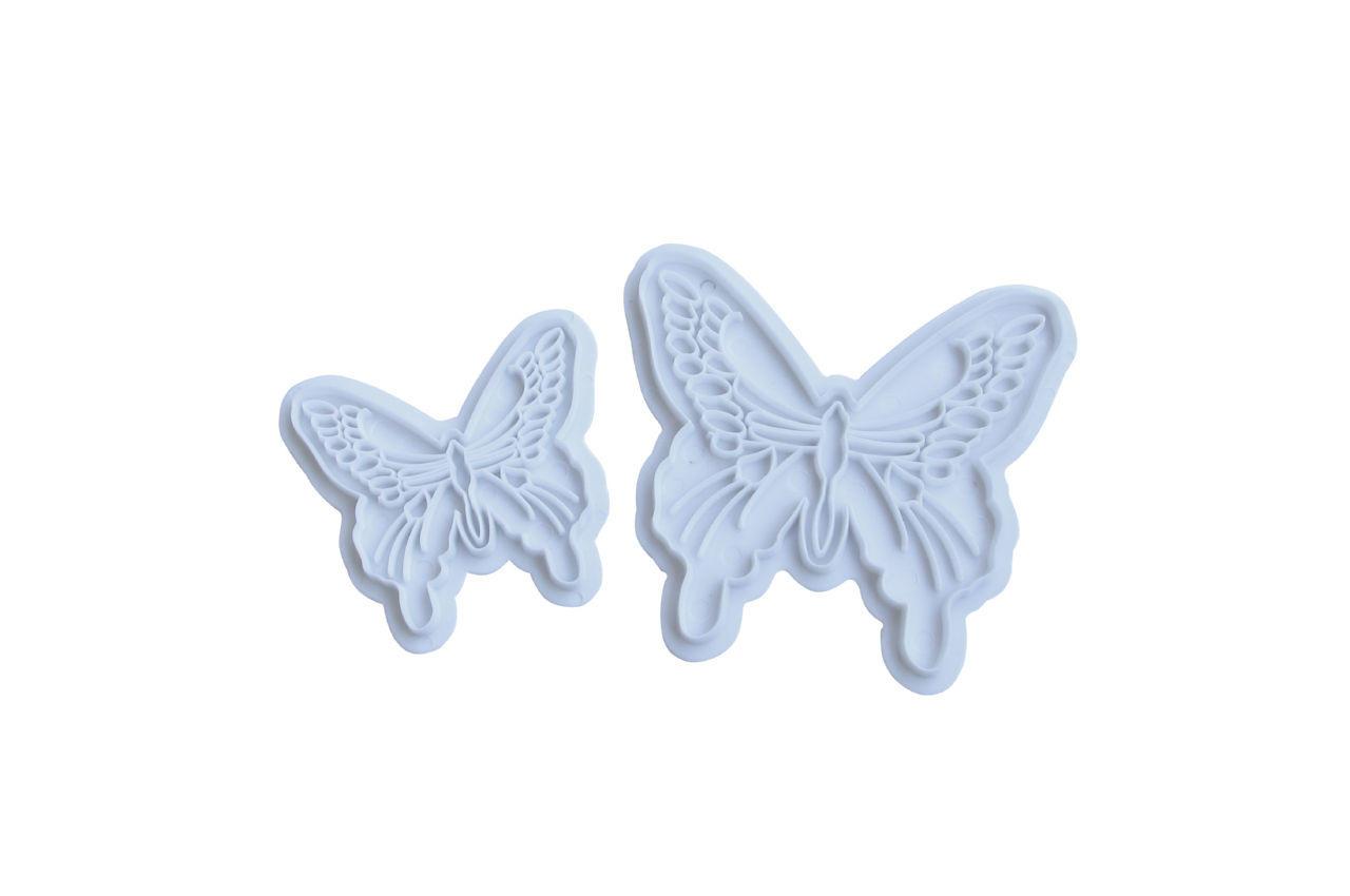 Набор форм для печенья Empire - бабочка (2 шт.) 1