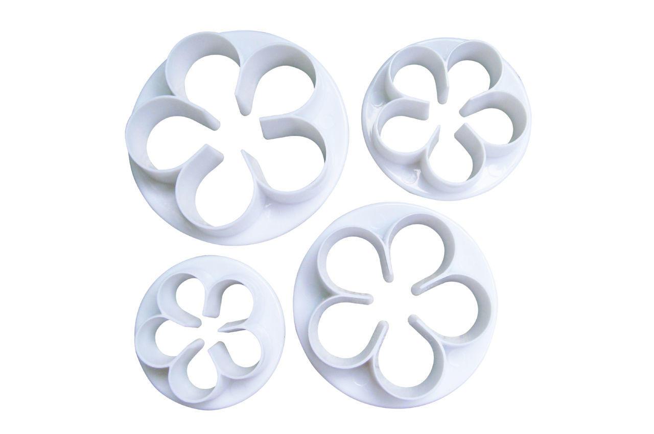 Набор форм для печенья Empire - роза (4 шт.) 1