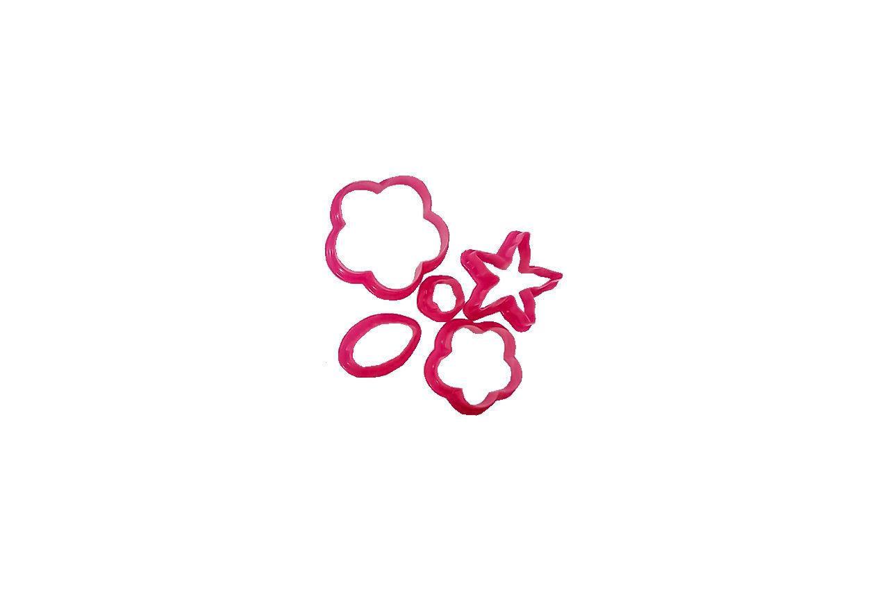 Набор форм для печенья Empire - цветок (7 шт.) 1