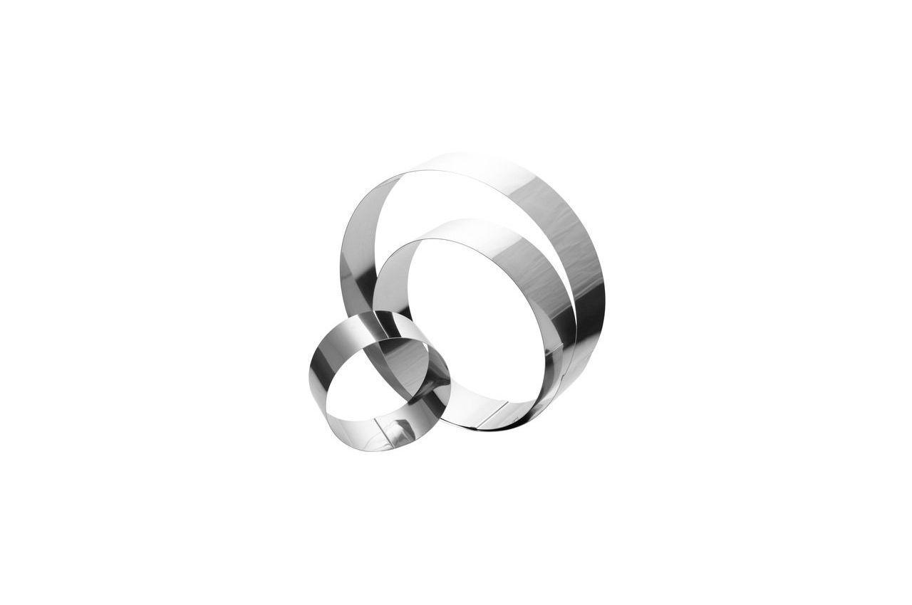Набор форм для печенья Empire - кольцо (3 шт.) 1