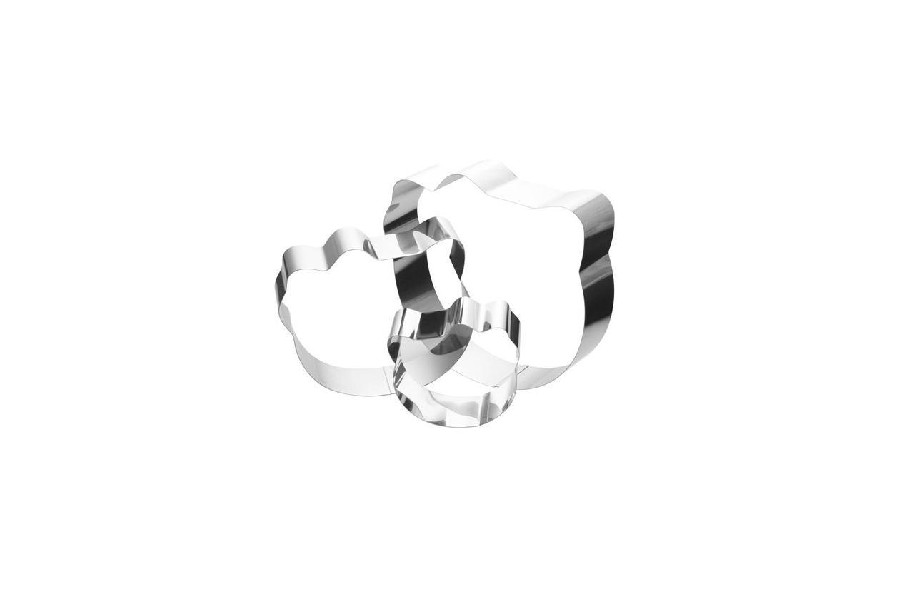 Набор форм для печенья Empire - китти (3 шт.) 1