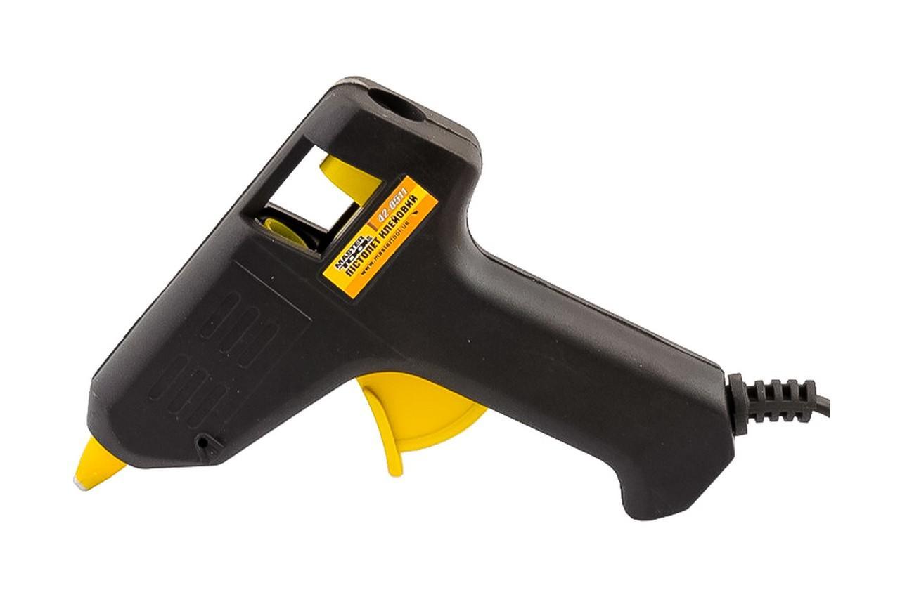 Пистолет клеевой Mastertool - 7,2 мм x 20 Вт 1