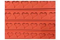 Коврик для макаронс Empire - 555 x 365 мм сердце