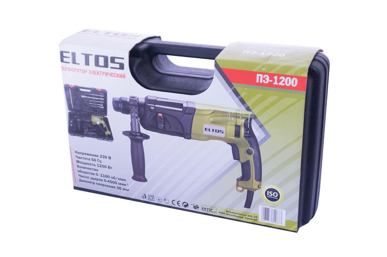 Перфоратор прямой Eltos - ПЭ-1200 5