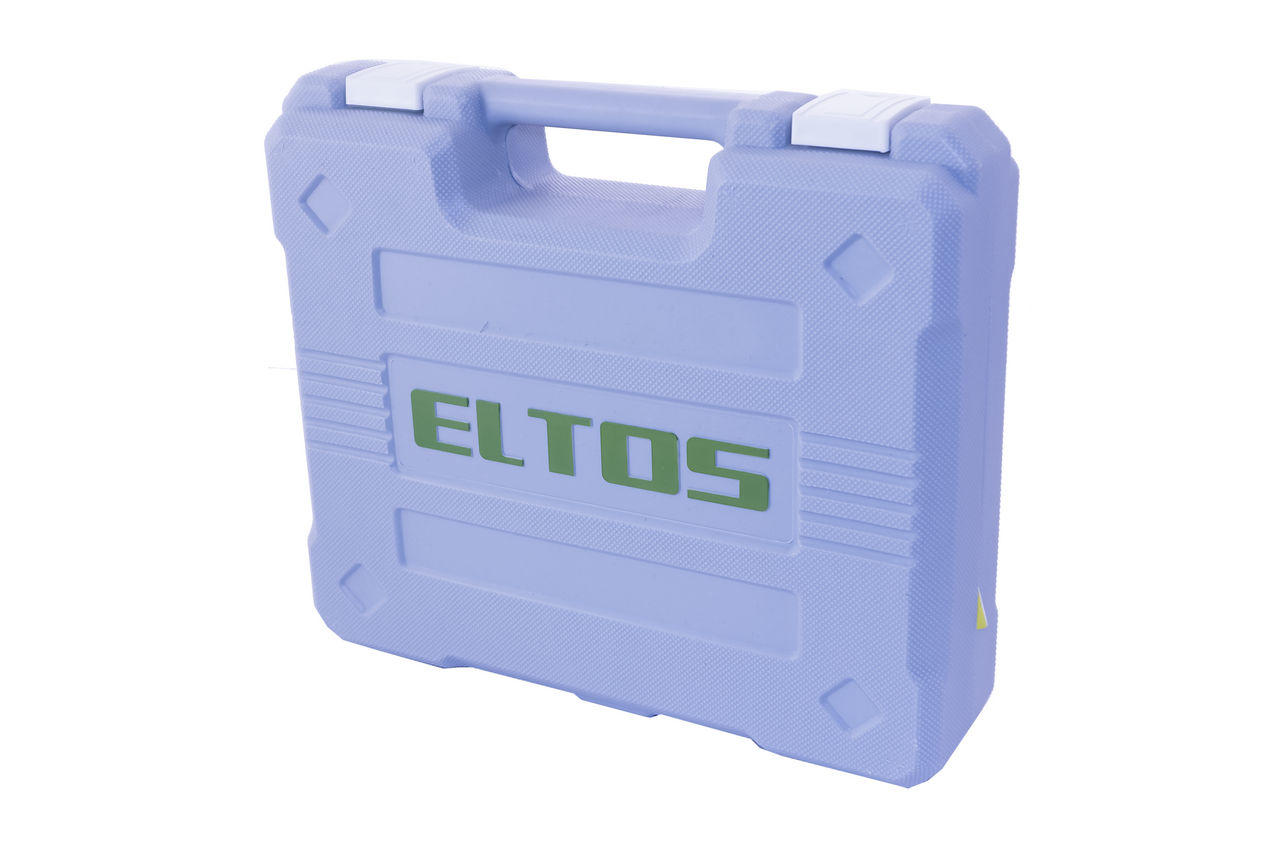 Шуруповёрт аккумуляторный Eltos - ДА-18M 5