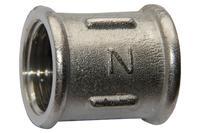 Муфта никель Никифоров - 1-1/4В x 1-1/4В