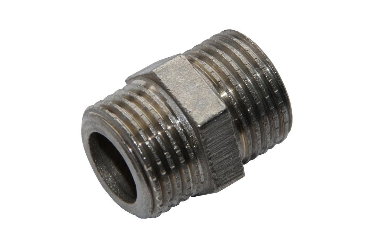 Ниппель никель Никифоров - 1Н x 1-1/2Н 1