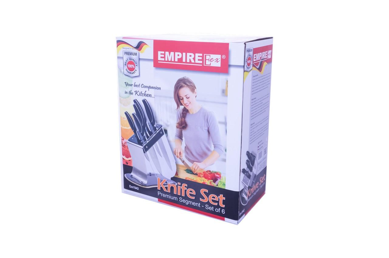Набор ножей Empire - 6 ед. 1942 3
