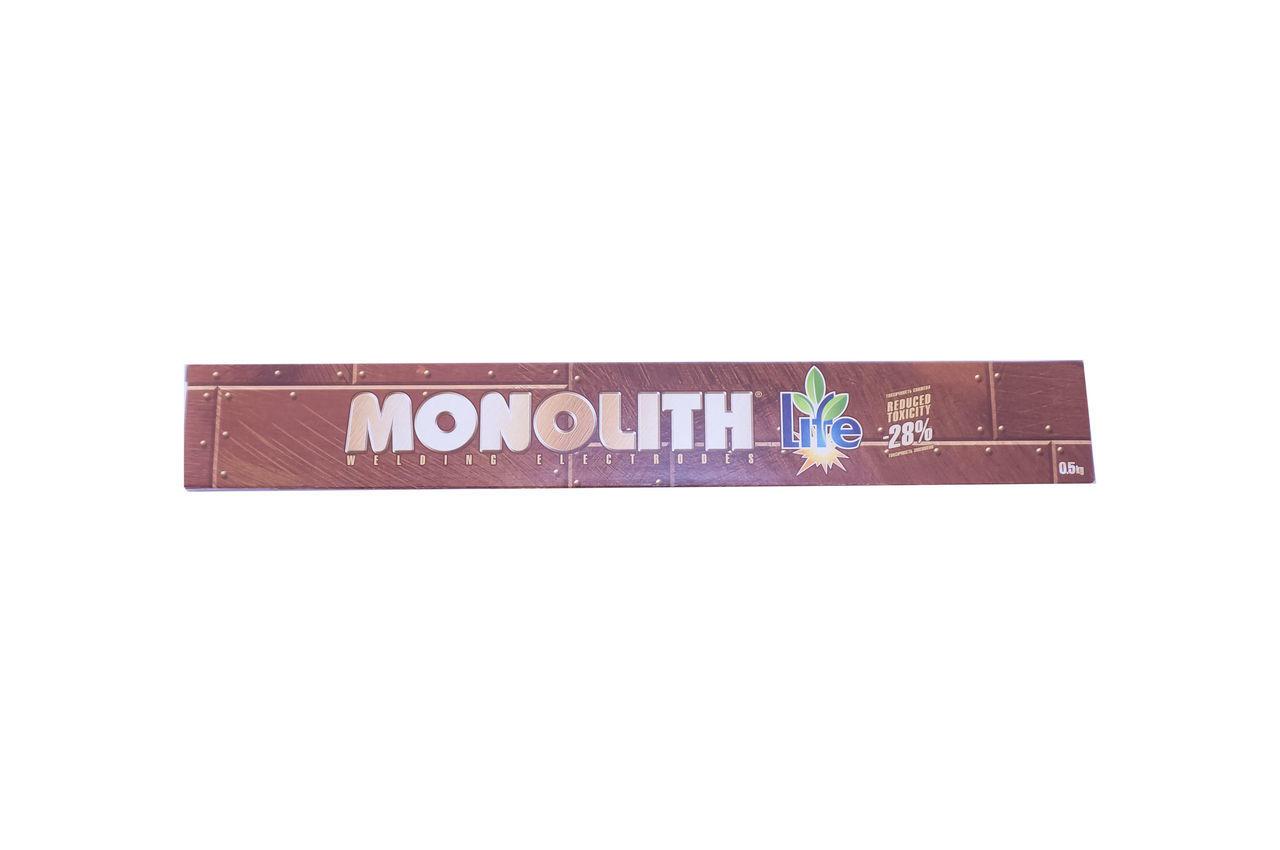 Электроды PlasmaTec - Monolith (РЦ) 2,5 мм x 0,5 кг 2