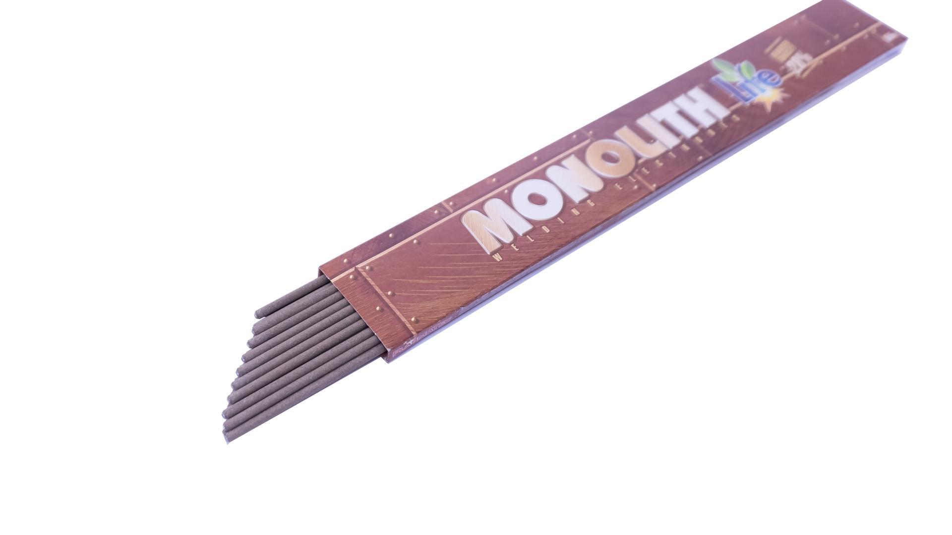 Электроды PlasmaTec - Monolith (РЦ) 2,5 мм x 0,5 кг 3
