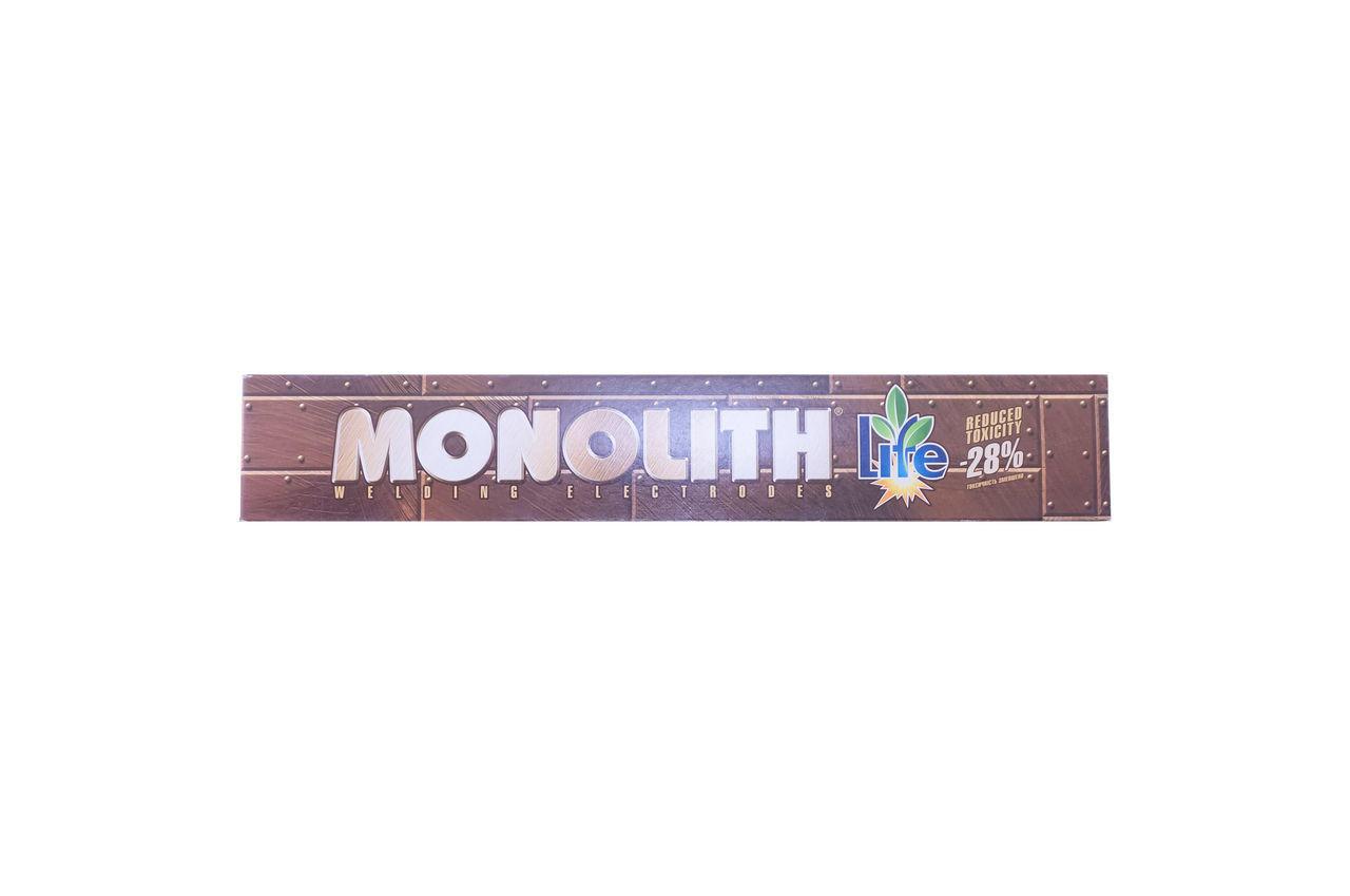 Электроды PlasmaTec - Monolith (РЦ) 2,5 мм x 1 кг 2