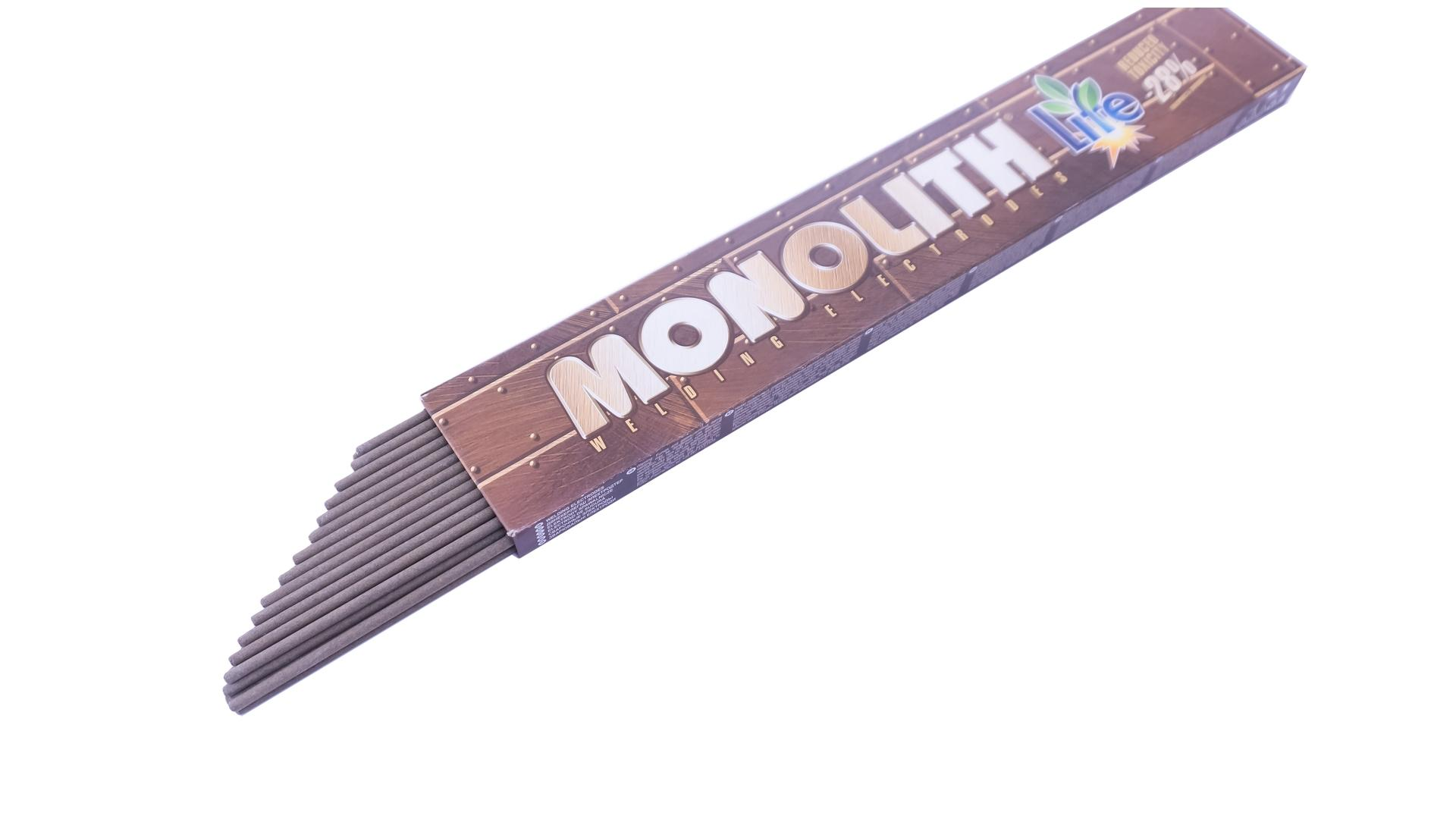 Электроды PlasmaTec - Monolith (РЦ) 2,5 мм x 1 кг 3
