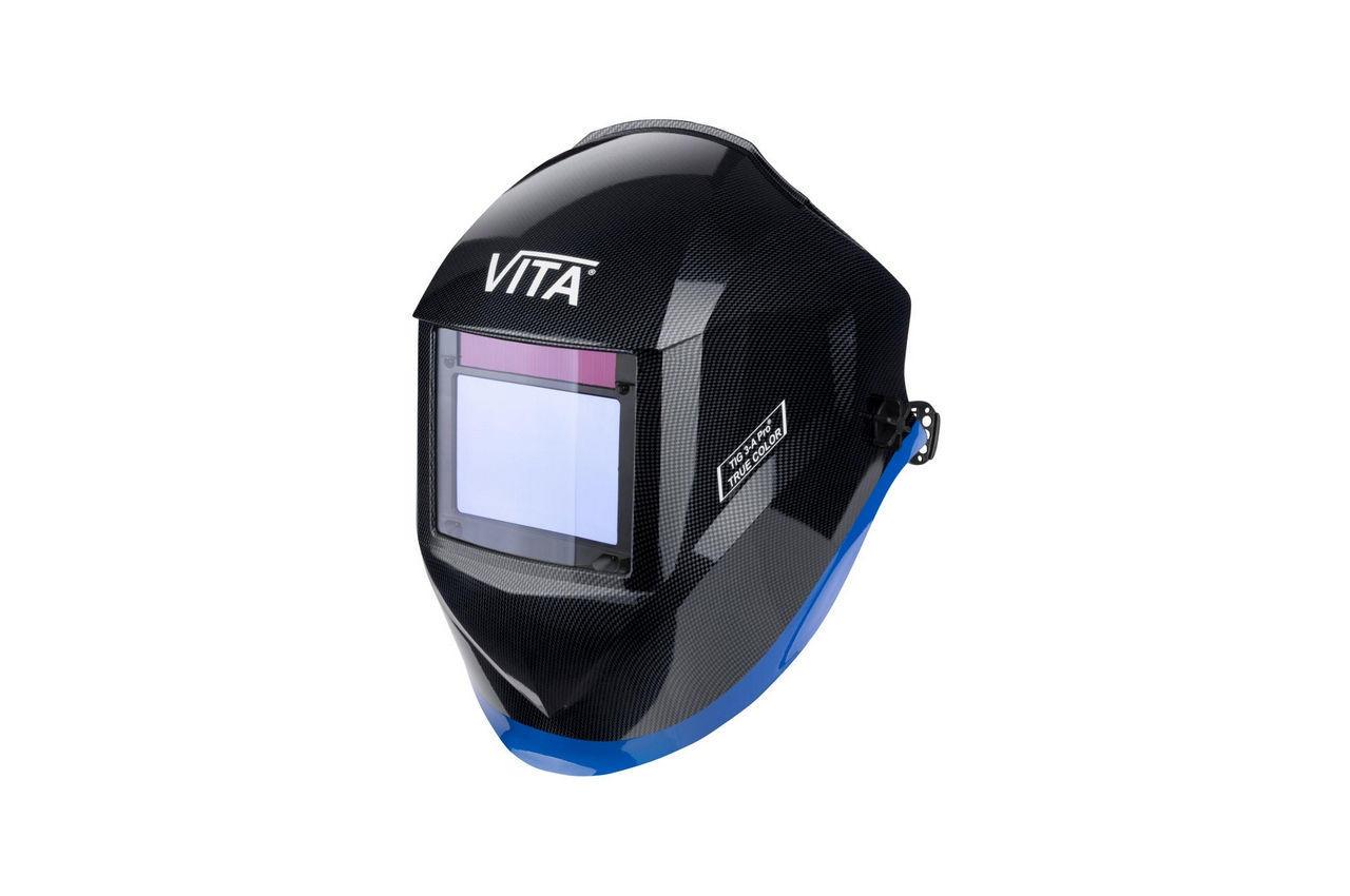 Маска сварочная Vita - TIG 3-A TrueColor Pro, черная 1