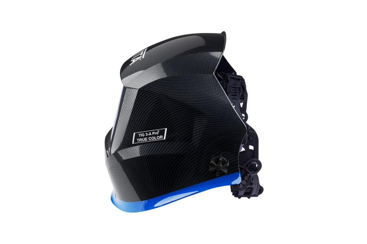 Маска сварочная Vita - TIG 3-A TrueColor Pro, черная 2