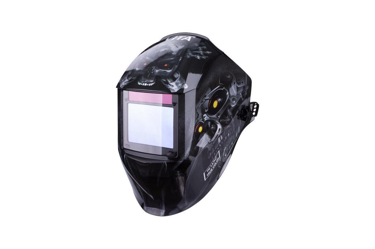 Маска сварочная Vita - TIG 3-A TrueColor PROF, робот 1