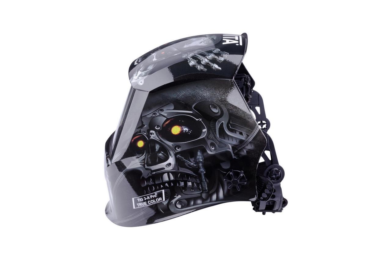 Маска сварочная Vita - TIG 3-A TrueColor PROF, робот 2