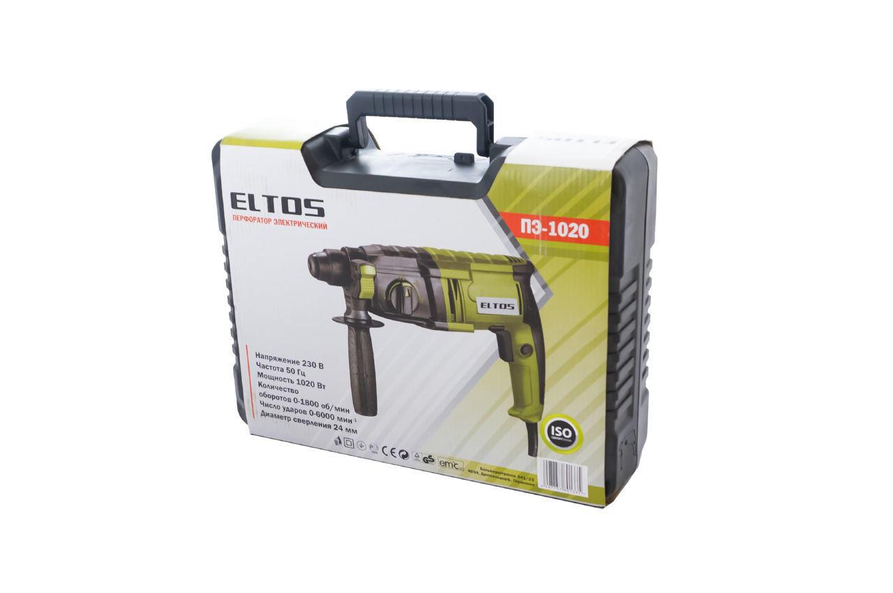 Перфоратор прямой Eltos - ПЭ-1020 6