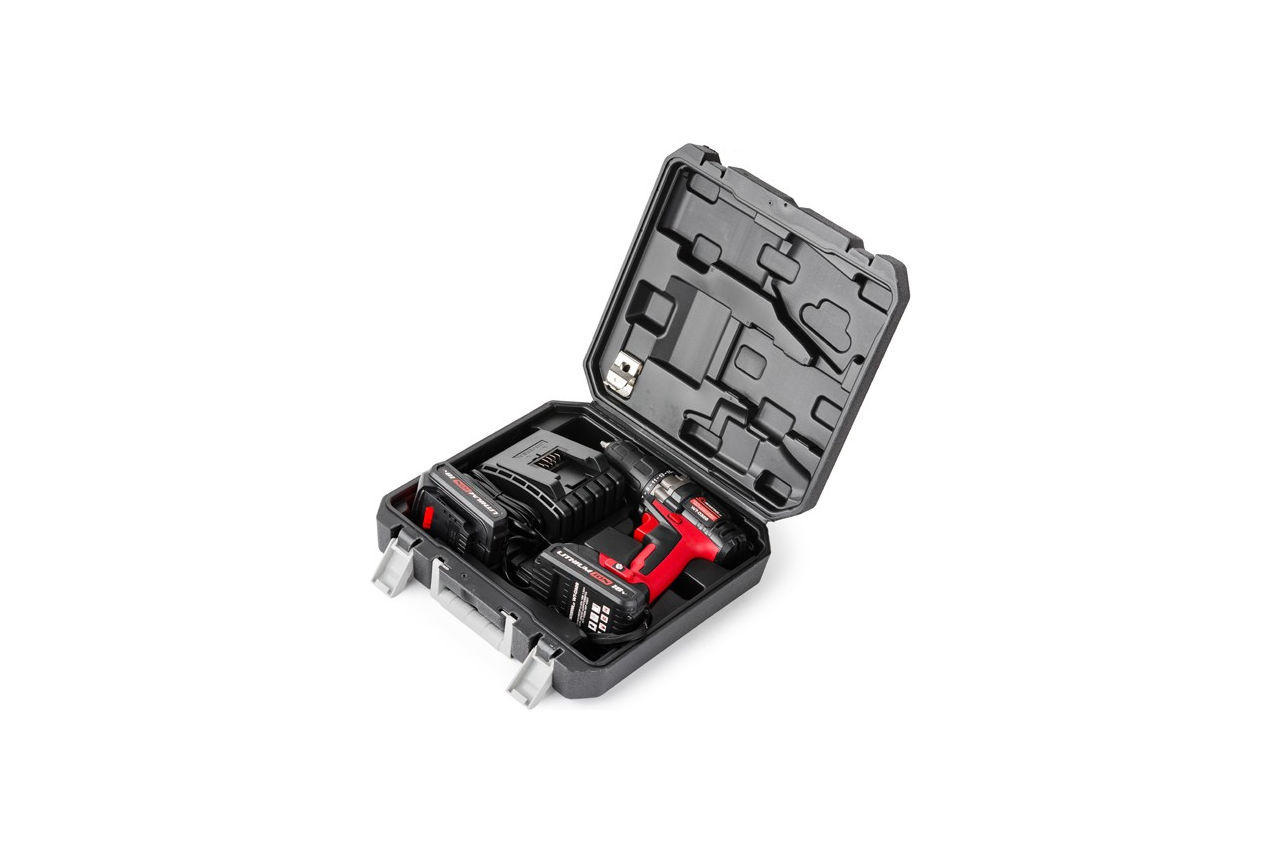 Шуруповерт аккумуляторный Intertool - 18 В SemiPro WT-0328 10