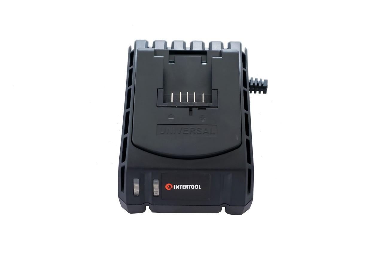 Зарядное устройство для шуруповерта Intertool - 18 В Li-ion к WT-0328/0331 1