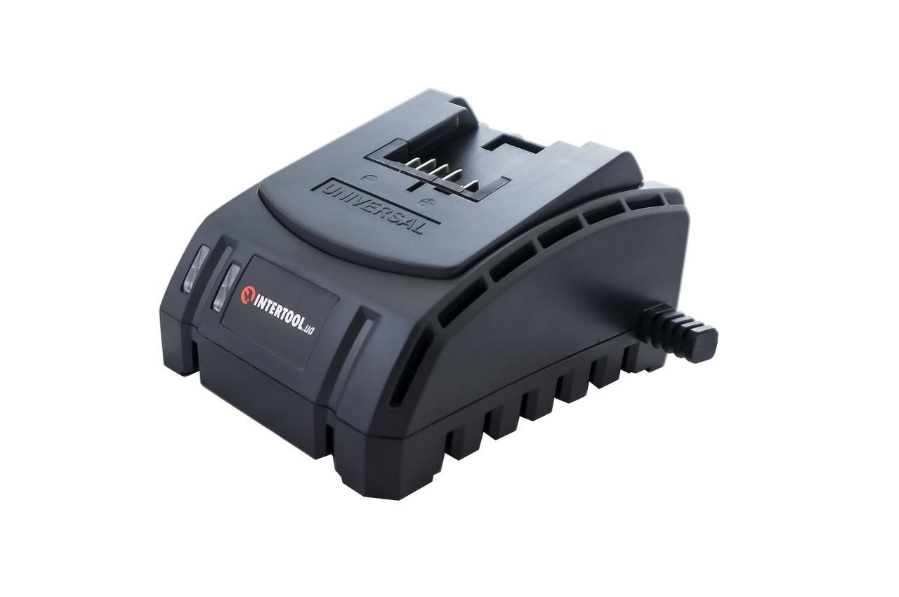 Зарядное устройство для шуруповерта Intertool - 18 В Li-ion к WT-0328/0331 3