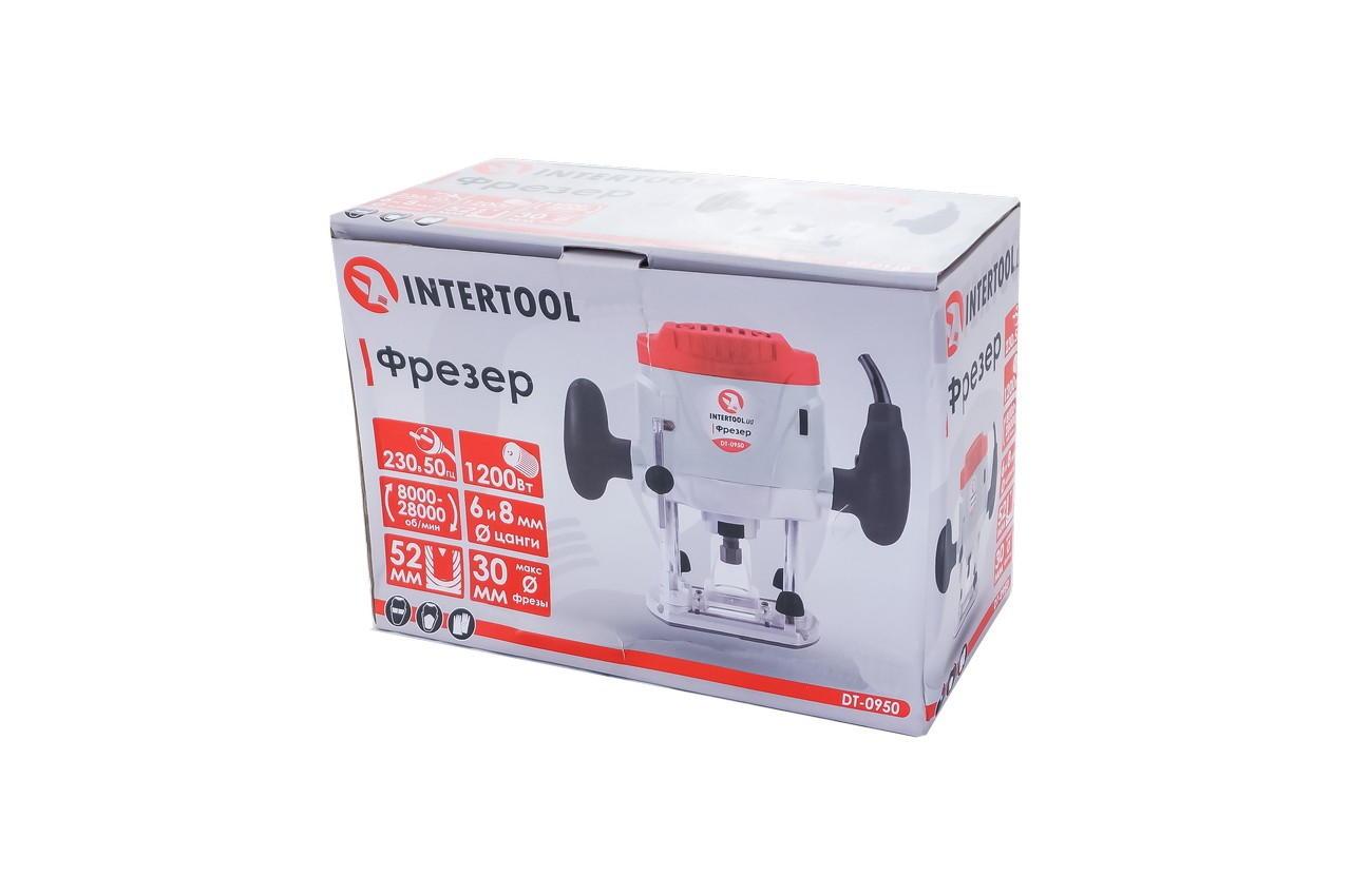 Фрезер Intertool - 1200 Вт 4