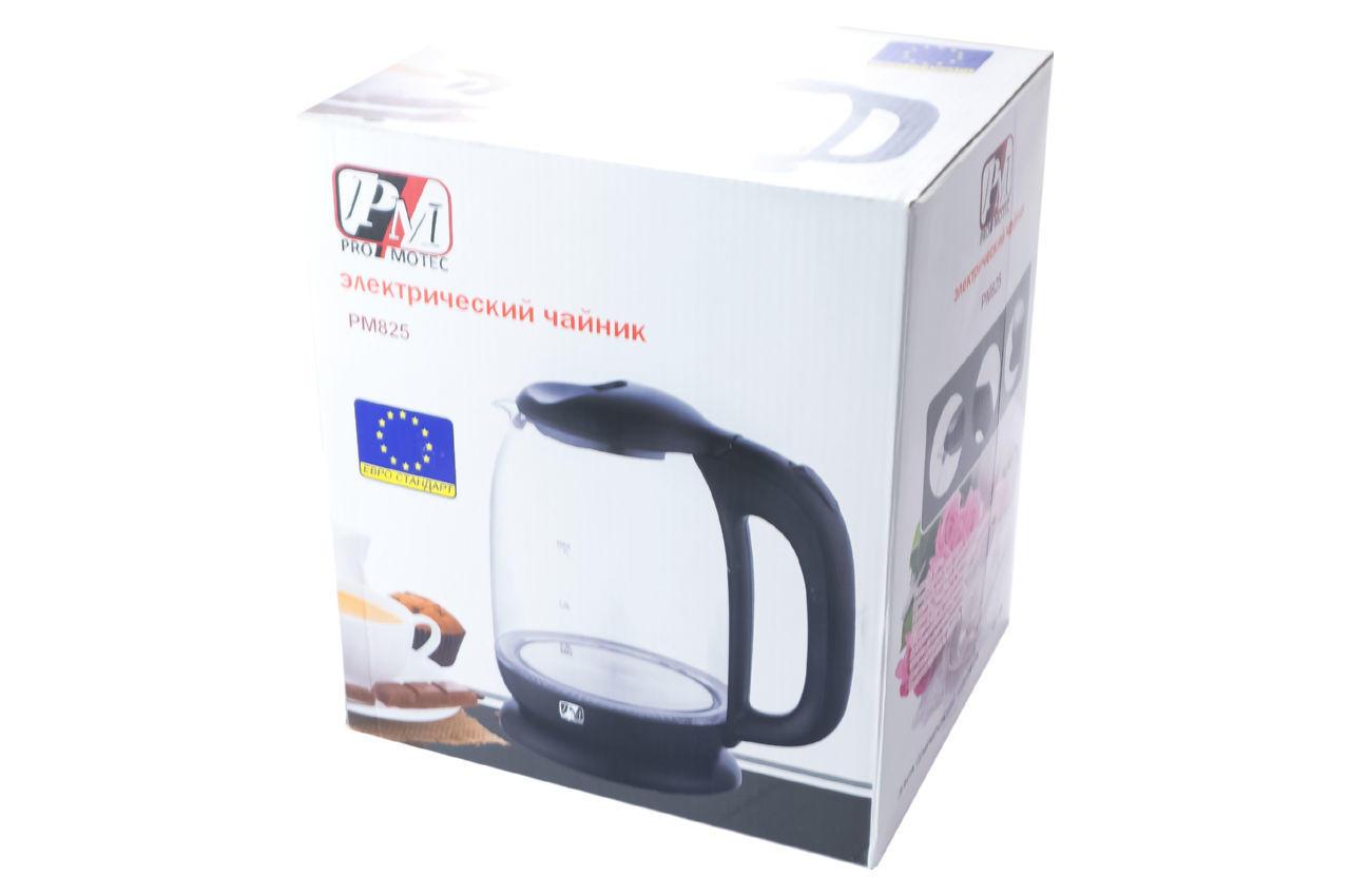 Электрочайник Promotec - PM-825 3