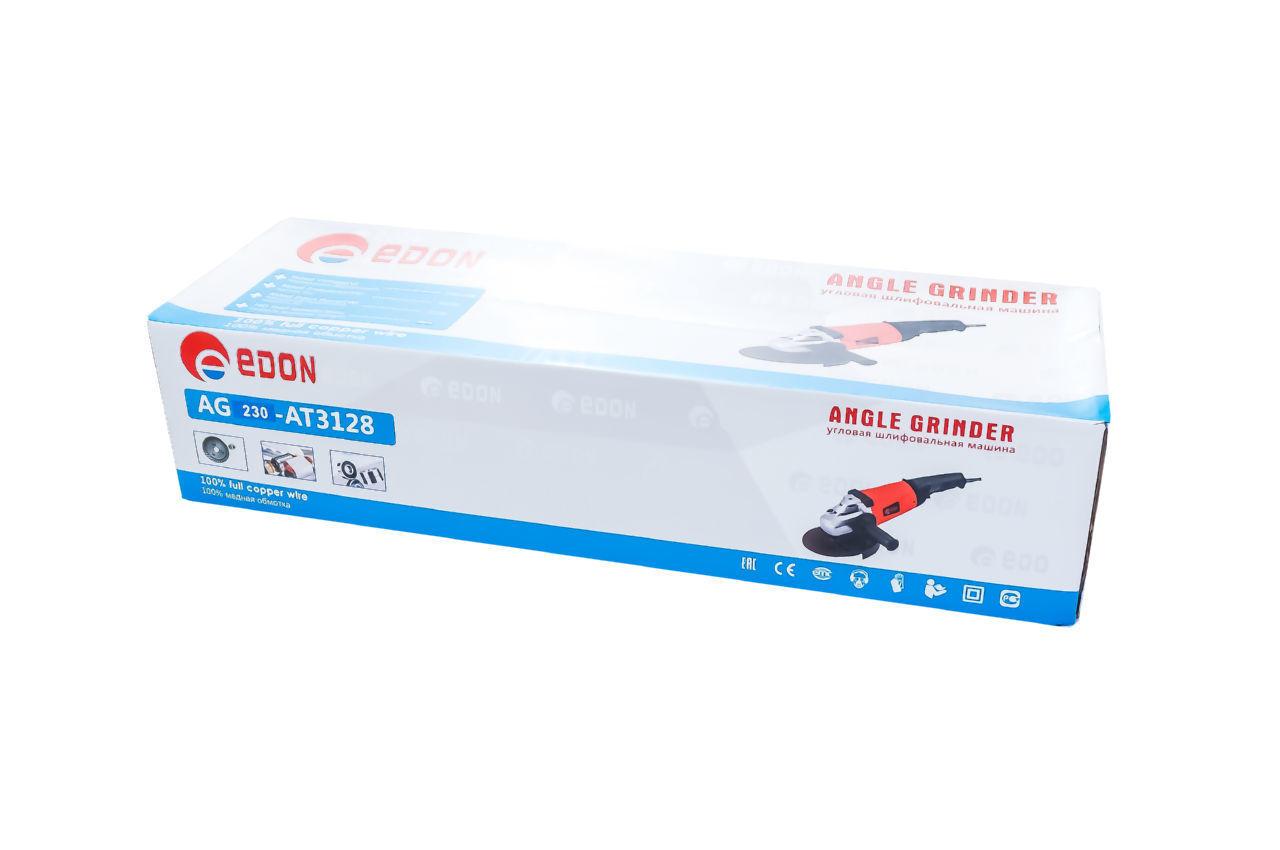 Угловая шлифмашина Edon - AG230-AT3128 3