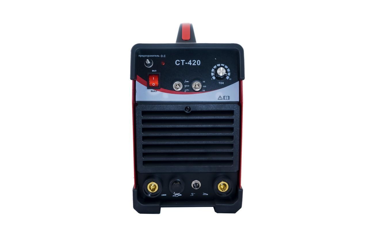 Сварочный инвертор 3-в-1 Edon - CT-420 3