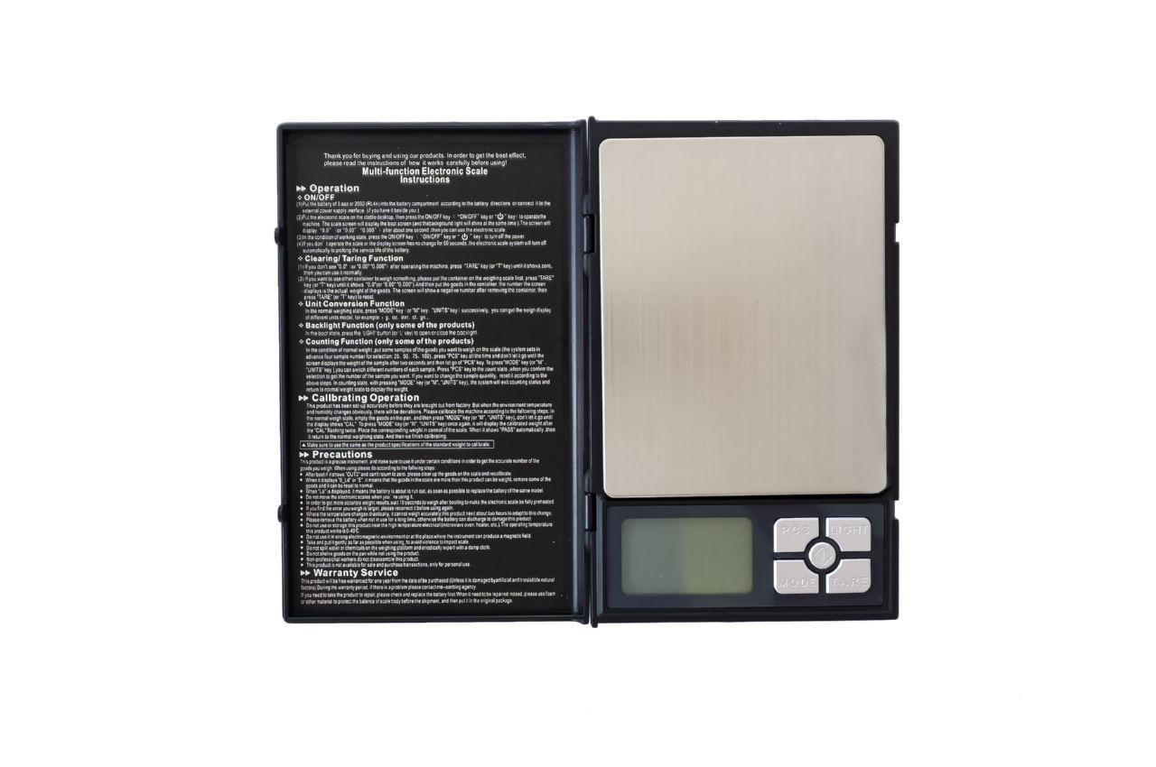 Весы ювелирные PRC - Notebook 1108-2 2