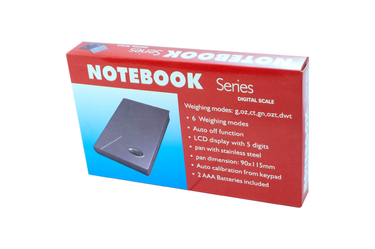 Весы ювелирные PRC - Notebook 1108-2 4