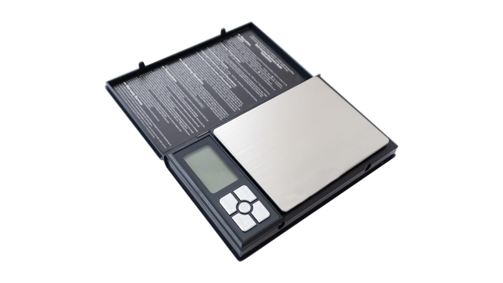 Весы ювелирные PRC - Notebook 1108-2 5