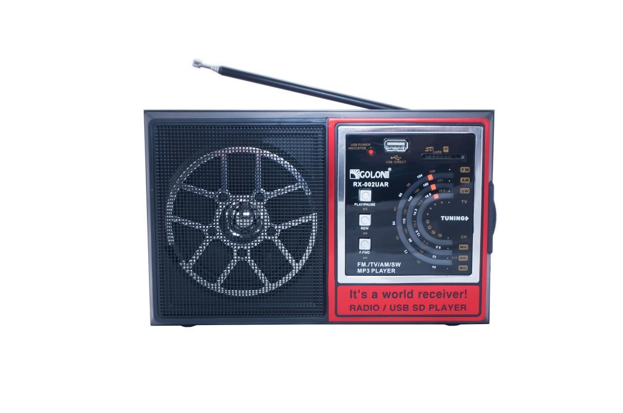 Радиоприемник Golon - RX-002 UAR 1