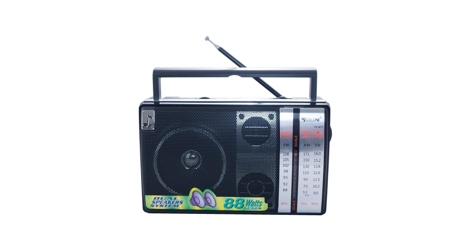 Радиоприемник Golon - RX-M70BT 5