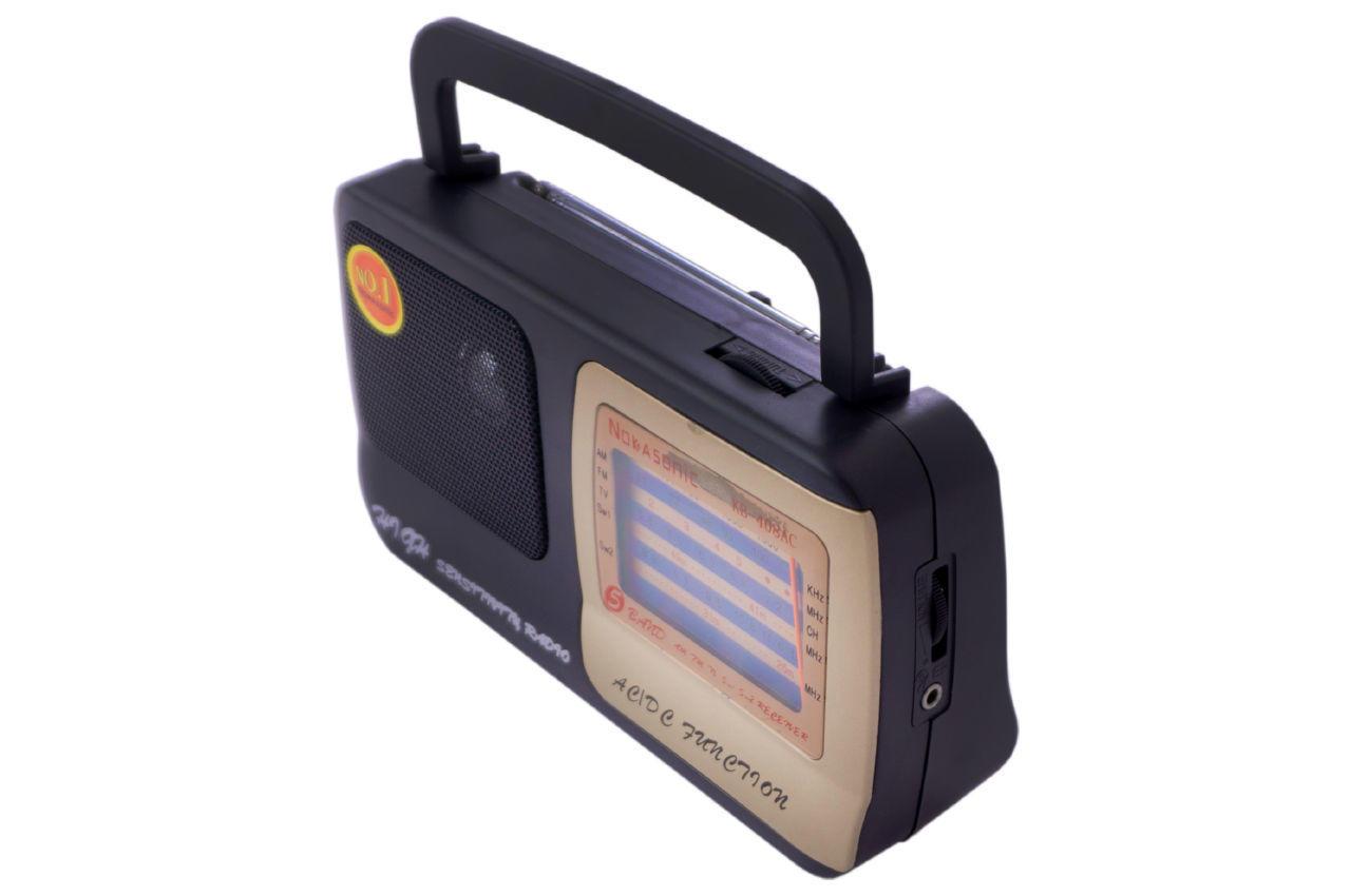 Радиоприемник Kipo - KB-408AC 2