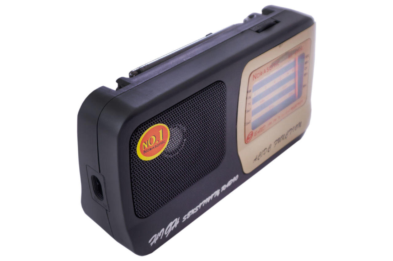 Радиоприемник Kipo - KB-408AC 3