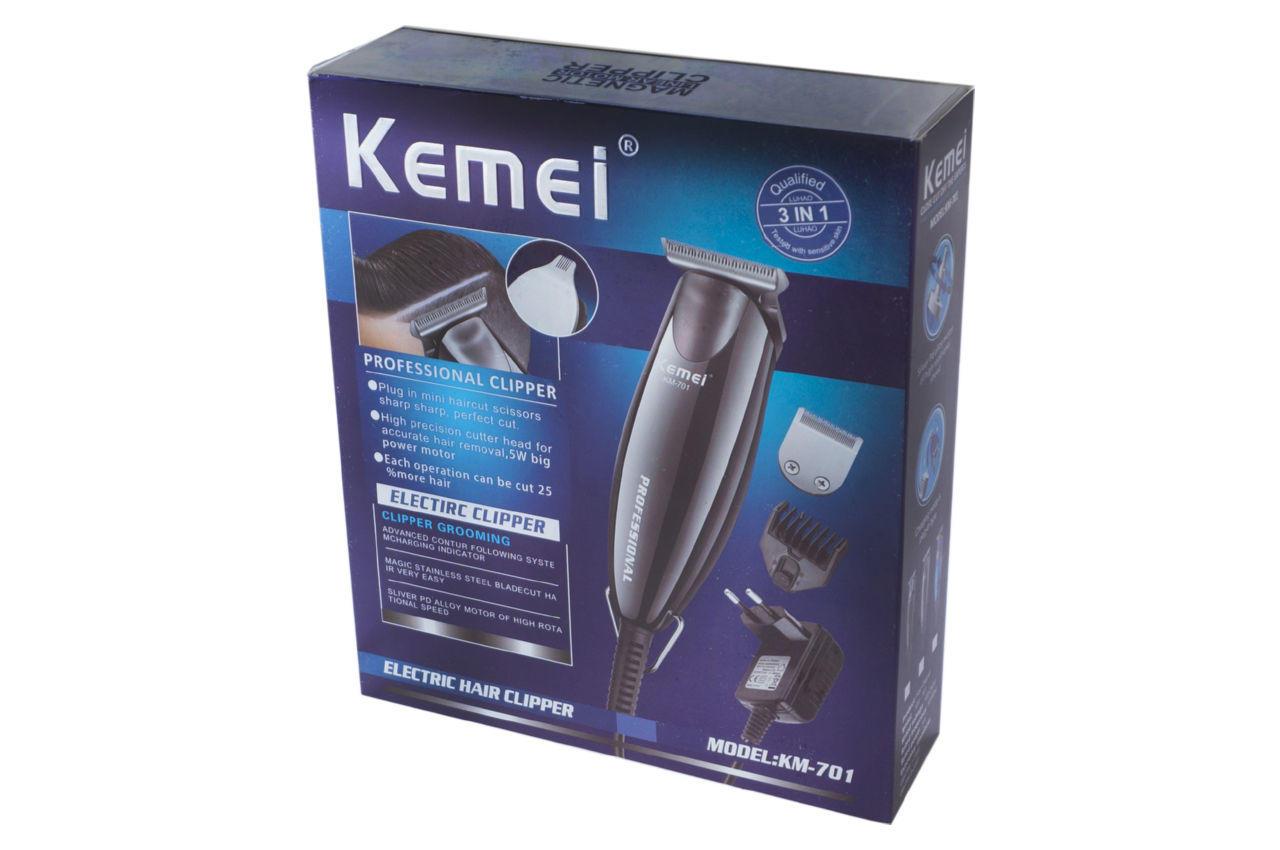 Машинка для стрижки Kemei - KM-701 3