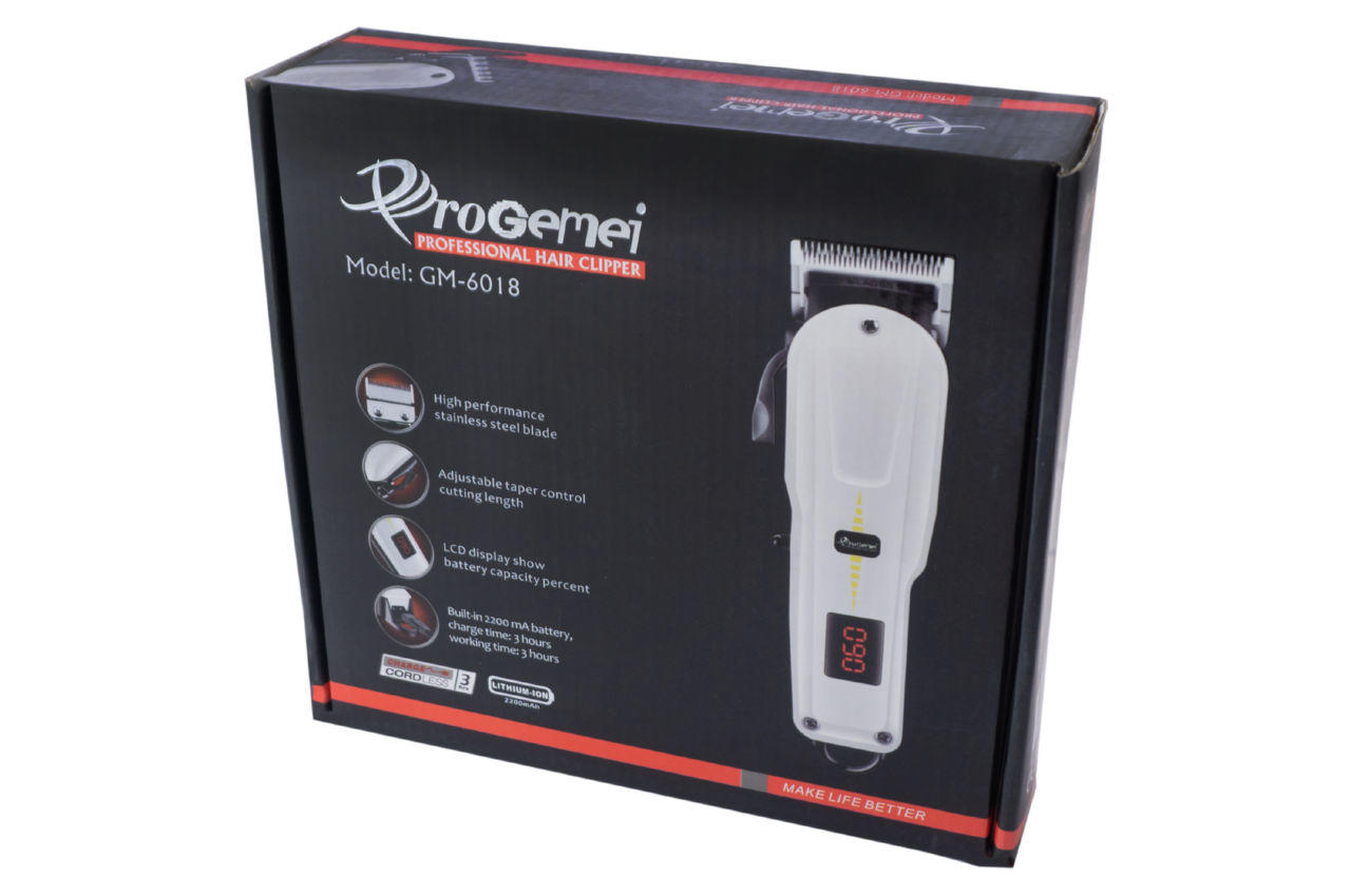 Машинка для стрижки Gemei - GM-6018 3