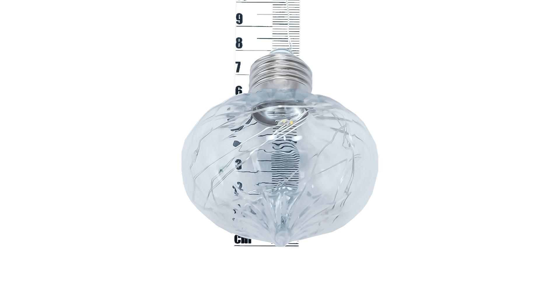 Гирлянда-дождик светодиодная NY - 125 LED Curtion Blue 2