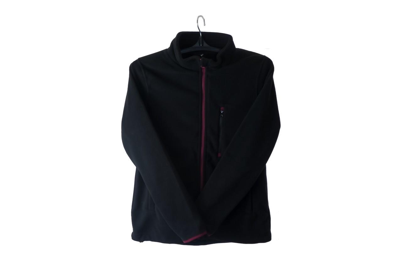 Блуза флисовая NEO - XL/42 черная 1