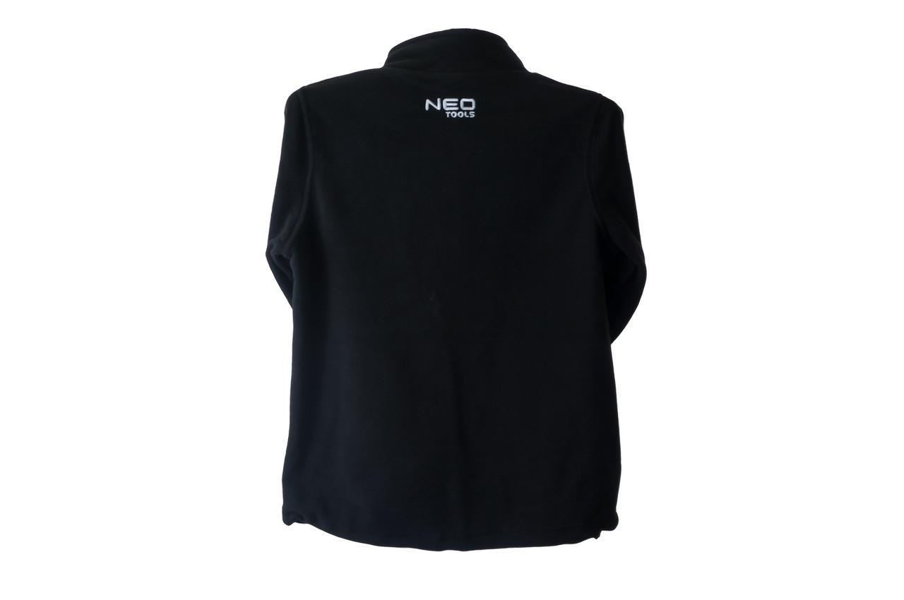 Блуза флисовая NEO - XL/42 черная 2